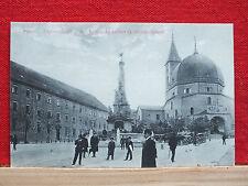Fotokarte - Pecs - gel. 1912 - sehr schöner Zustand !!