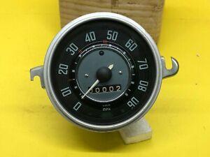 VW Beetle Bug 1961-1969 90 MPH Speedometer dated 10/1969 Genuine NOS