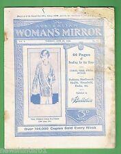 #T56.  AUSTRALIAN  WOMAN'S  MIRROR MAGAZINE - 25th JUNE 1929