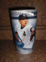 New York Yankees Collectors Souvenir Hologram Cup Masahiro Tanaka 2015 32 oz