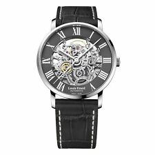 Louis Erard 81233AA33.BDC252 Excellence Collection Automatic Wristwatch