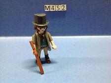 (M452) playmobil cowboy bandit western ref 5245 5246 5247 5248