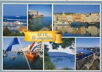 AK: Sète - Ile singulière (1)