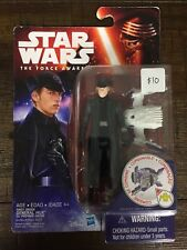 Disney Hasbro Star Wars The Force Awakens First Order General Hux Figure Carded