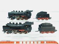 AZ668-1# 2x Märklin/Marklin H0/AC 3003 Dampflok 24 058: FM 809 etc, 2. Wahl