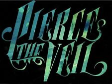 Pierce The Veil Collide With The Sky Ltd Ed Sticker +Free Stickers Misadventures