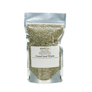 Organic Whole Fennel Seeds