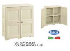 Tontarelli Omnimodus 8085549210 - Armadietto basso a 4 scomparti