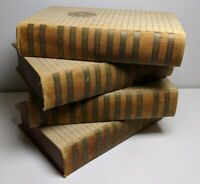 1934 Random House 4 Volume Marcel Proust Remembrance of Things Past Book Lot