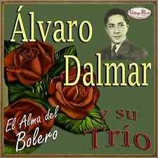 ALVARO DALMAR Y SU TRIO iLatina CD 5 El Alma del Bolero Cantante Colombia