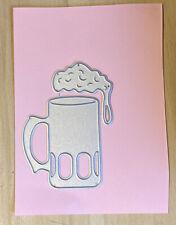Beer Glass metal cutting die / 2 Dies