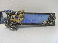 Vintage Style Tumble Chamber Stained Glass Kaleidoscope