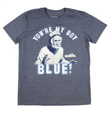 Old School Movie YOUR MY BOY BLUE T-Shirt Heather Navy NEW Licensed & Official