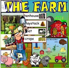 THE FARM Topic Primary teaching resource Farm shop Role play EYFS KS1 resources