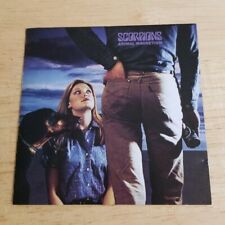 Scorpions Animal Magnetism CD The Zoo Falling In Love Hold Me Tight Make It Real
