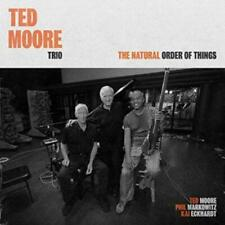 Ted Moore Trio: The Natural Order of Things =CD=