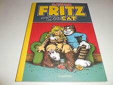 FRITZ THE CAT/ EDITIONS CORNELIUS/ CRUMB