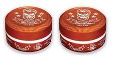 2 X Cera gel para el cabello bandido Aqua Naranja 150ml máximo Hold-increíble fragancia