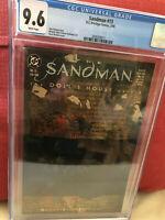 Sandman #13 CGC 9.6 WP NM+