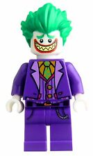 Joker Minifigure Batman Movie Custom Mini Figure Fits Lego