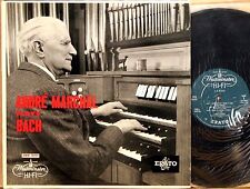 WESTMINSTER ERATO Andre MARCHAL Plays BACH Organ XWN-18759 1A/1C NM-