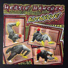 REALISATION ARTISTIQUE UNIQUE // PEINTURE HERBIE HANCOCK SIGNEE DEVLA