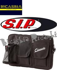 5974 - BORSA NERA SIP PORTAOGGETTI PER BAULETTO ANTERIORE VESPA BICASBIA !!!!