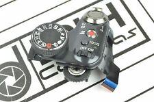 Panasonic Lumix DMC-FZ48 Top Cover Mode Dial Shutter Button Board Flex Cable