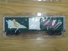 Lionel Trains 2001 Christmas Season's Greetings Box Car , #6-19998 , New C-9