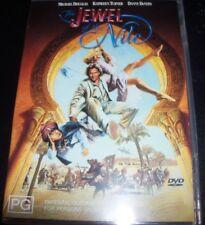 Jewel Of The Nile (Michael Douglas Kathleen Turner) (Aust Reg 4) DVD – Like New