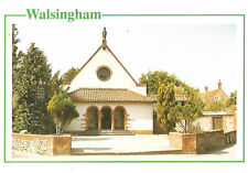 VINTAGE POSTCARD: THE SHRINE OF OUR LADY OF WALSINGHAM: NORFOLK  church Mary