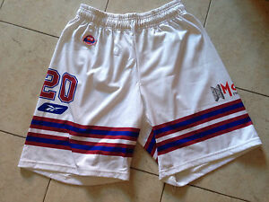 Pantaloncini Short Livorno Parente Nba Lega Basket Reebok Mabo Bini Viaggi Logo