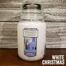 Yankee Candle • White Christmas • FREE SHIPPING!