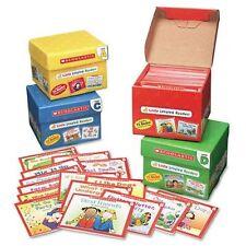 Scholastic Res. Pre K-2 Little Leveled Readers Set (0439632390)