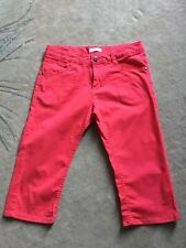 Girls LA REDOUTE Coral 3/4 Trousers  Age 13-14 Years