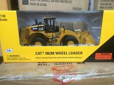 NORSCOT 1:50 CAT Caterpillar 982M Wheel Loader