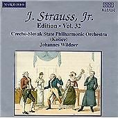 J Strauss Edition, Vol.32, , Good Import