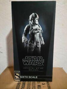 Sideshow Star Wars ATAT Driver ESB 1/6 Figure Exclusive Version