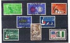 Nigeria Valores del año 1961-64 (DK-144)