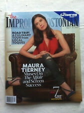 Maura Tierney the Improper Bostonian May 6-19 2015 edition