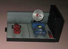 Konami Thunderbirds POD Vehicle diorama  VOL.1 #2 TRUCK & TRANSMITTER TRUCK New!