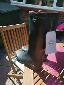 Aigle wellingtons Size 41