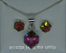 Cubic Zirconia Sterling Silver Fine Jewellery
