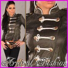 Viscose Casual Coats, Jackets & Vests for Women