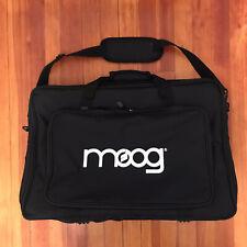 Original Moog Padded Gig Bag Soft Case Sub Phatty Keyboard Synth Bass 25 Key