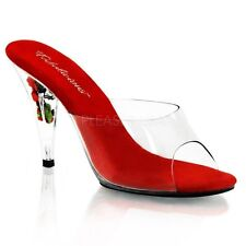 Damen-Sandalen & -Badeschuhe mit Pump-Absatzart für Sehr hoher Absatz (Größer als 8 cm) und Freizeit