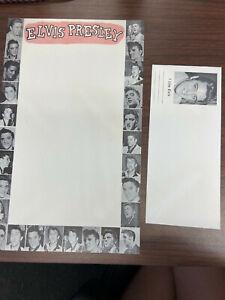 Elvis Presley 1956 Stationary EPE Original Mint Letterhead and Envelope