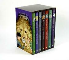 The Chronicles of Narnia Boxed Set: 1-7 Books in 1 Box Set - NEW, HARDCOVER