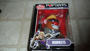 Avengers Hawkeye Poptaters Mr Potato Head Figure