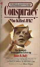 CONSPIRACY - WHO KILLED JFK James Duffy - 1963 ASSASSINATION OF JOHN F KENNEDY